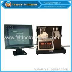 Cotton Fibre Micronaire Meter