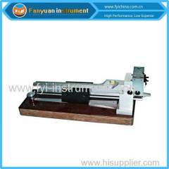 Fibre Specific Resistance Tester
