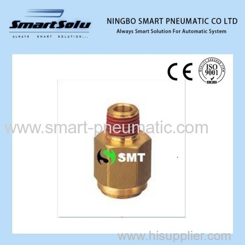 High quality brass traight fittings