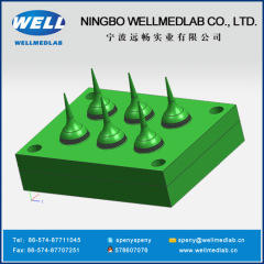 medical Ear Syringe Ball plastic injection moulds