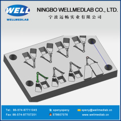 umbilical cord plastic injection moulds