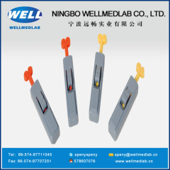 safety blood lancet medical plastic injection moulds