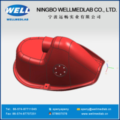 nebulizer mouth piece face masks Plastic Injection Moulding