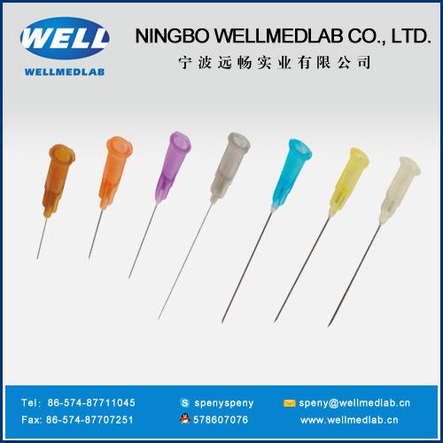 syringe needle seat plastic injection molds