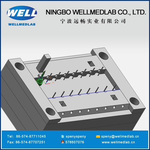 iv transfusion Plastic vented Spike unvented spike Plastic Injection Moulds