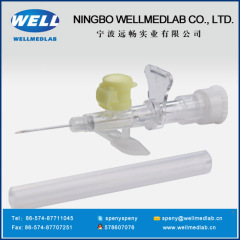 indwelling needle plastic injection molds