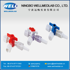 three way stopcock valve plastic injection molds