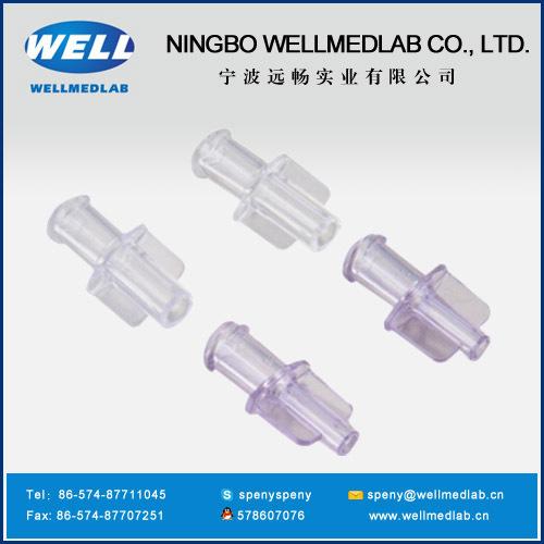 IV luer lock adaptor plastic injection molds