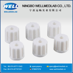 luer lock nut cover plastic injection molds