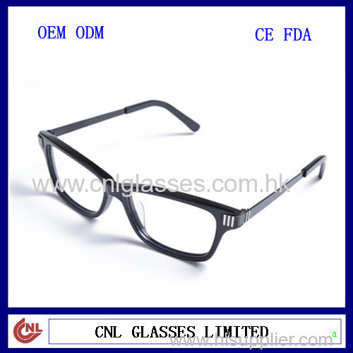 Wholesale Korean brand acetate optical frames in Shenzhen manufacturer