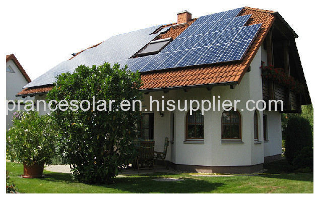 20kw off grid portable and small home solar generator