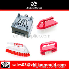 plastic brush handle mould