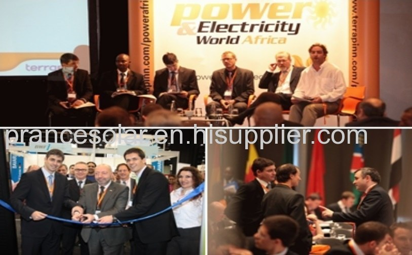 2015 South African International Solar Energy Exhibition