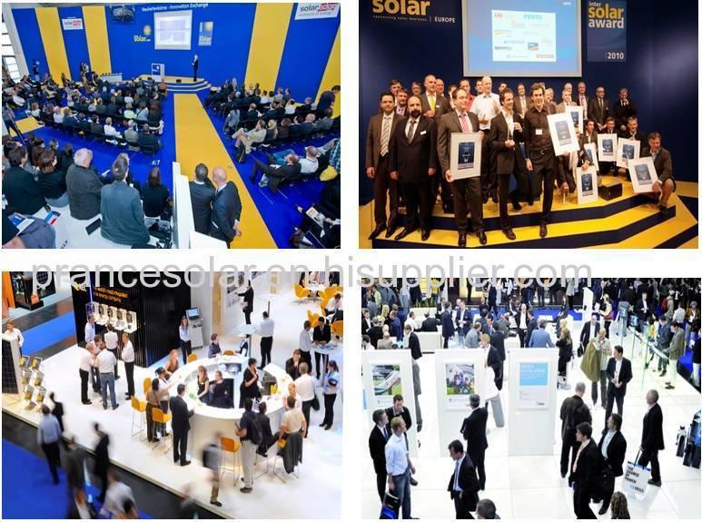 2016 Munich International Solar Technology Exposition (interSolar)