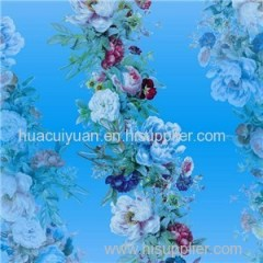 Digital Print Silk Scarf Supplier China