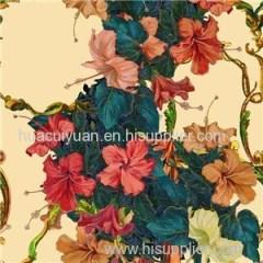 Custom Digital Print Silk Shawl Manufacturer