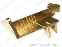 OEM brass investment casting parts