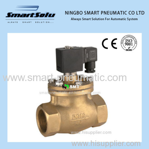 Z C Z 2/2 Piston pilot operated steam solenoid valve