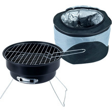 CHEAP ICE BAG BBQ GRILL