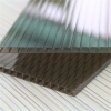 UNQ 4mm twin wall polycarbonate sheet hollow pc sheet pc sheet on sale
