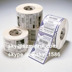 Common Strong Self Adhesive Pharmacy Labels Sticker Rolls from Vinyl Label Manufacturer