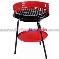 CHEAP MINI TRIANGLE CHARCOAL BBQ GRILL
