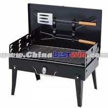 CHEAP FOLDABLE OUTDOOR CHARCOAL BBQ GRILL