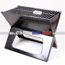 CHEAP X SHAPE FOLDABLE CHARCOAL BBQ GRILL