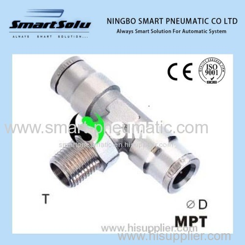 High quality Push in Fittings