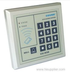 Key Carder Reader for Automatic Door Access Control