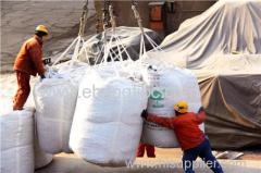 1.5 ton bulk cement FIBC big bag