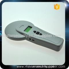 FDX-B 134.2KHz RFID Handheld Animal Reader