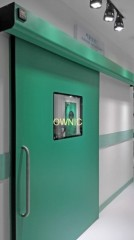 High quality automatic hermetic sliding door