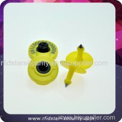 125kHz and 134.2hkz RFID Animal Ear Tag