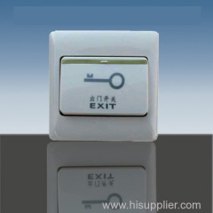 Exit Switch For Automatic Door