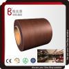Wood grain PVC Film laminate steel sheet decorative interior wall panel