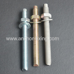 Chemical Anchor Stud Bolt