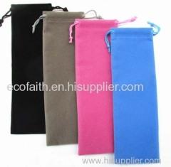 customized vevet cellphone bag