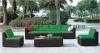 Outdoor garden sectional sofa set furniture supplier