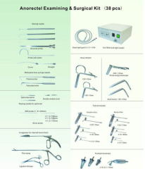 Anorectal Examining Surgical Kits