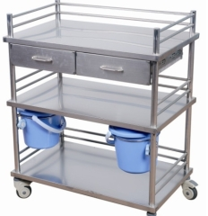 Medical Linen Trolley Price