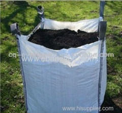 four corner loops FIBC big bag for chemical fertilizer