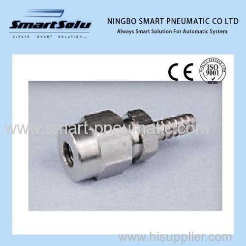 High quality Compression Fitting to Barb