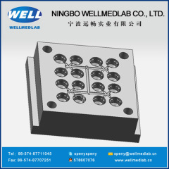 nebulizer mask cup cap Plastic injection moulds
