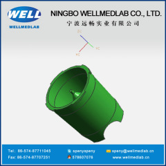 Nebulizer mask cup injection moulds