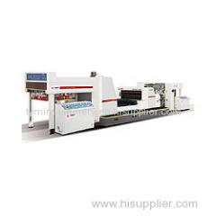 High Speed UV Spot Coating Machine
