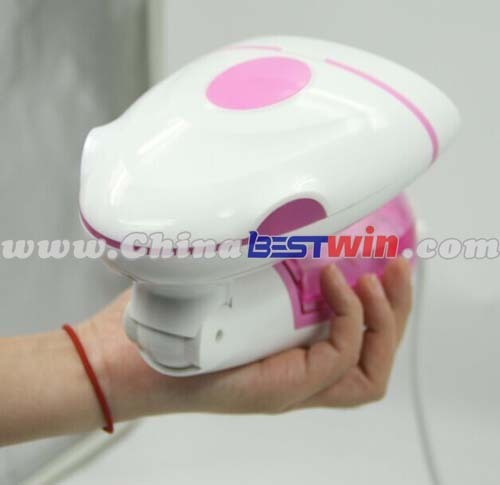 Bestwin Leisure own patents garment steamer