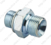 BSP male double use for 60° cone seat or bonded seal/ metric male L-series ISO 6149-3 1BH