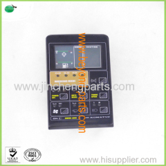 Komatsu PC200-5 Lcd screen excavator monitor 7824-72-2001