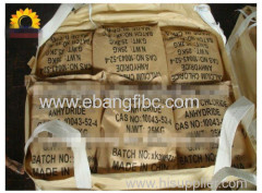 FIBC cement sling bag with flap